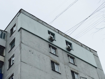 Утепление квартиры, Мичурина 46