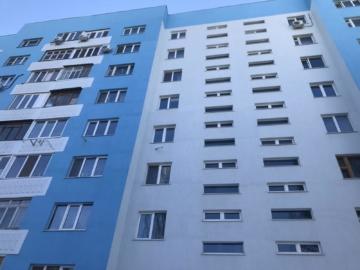 Утепление Фасада здания, Ново-Вокзальная 110а