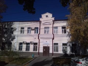 Фасад здания СВГК после ремонта